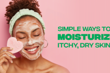 Simple Ways to Moisturize Itchy, Dry Skin